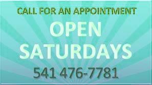 Grants Pass Dental Office Open Saturdays